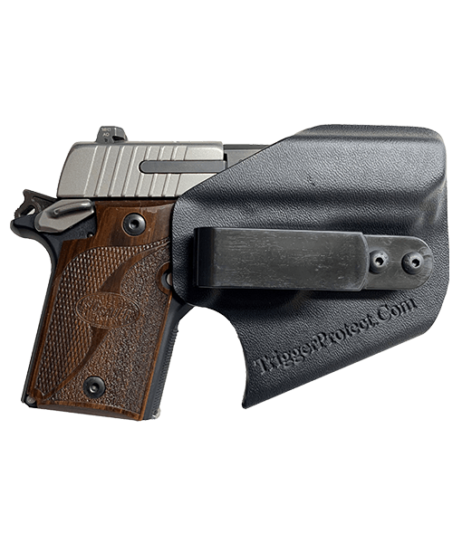 Sig P938 with Tacware clip