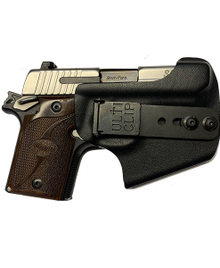 Sig Sauer P938 with Ulticlip straight