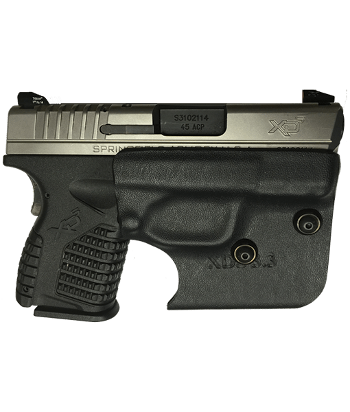 Springfield XDS 3.3 Pocket Holster