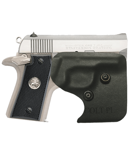 Colt Mustang Pocketlite with_Trigger Protect Holster