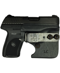 Ruger LC9S LC9 LC380 Trigger_Protect Holster with UltiClip3