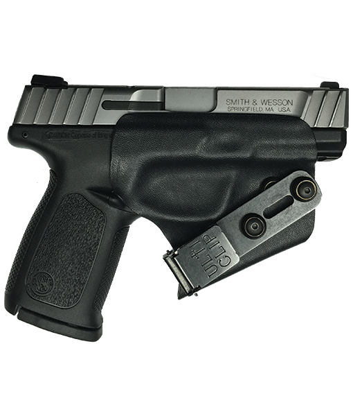 S&W SDVE Trigger Protect Holster With UltiClip Canted