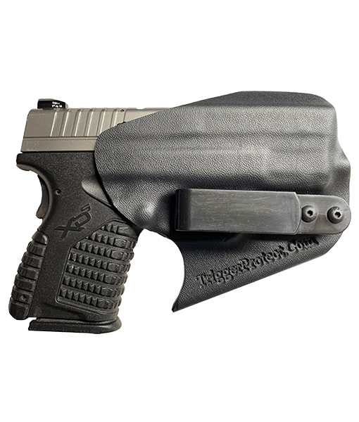 Springfield XDS with Tacware Clip