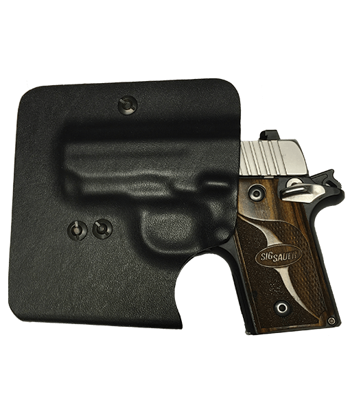 P238 Purse Holster Back
