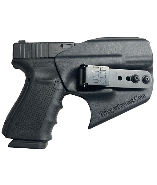 Glock 19 With Ulticlip3