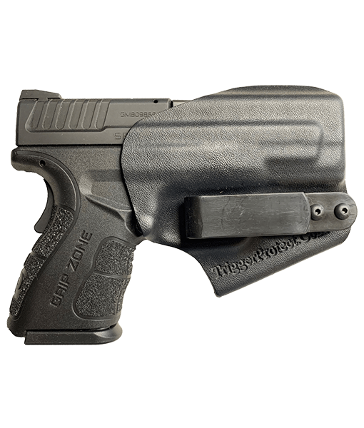 Springfield XD Mod2 With Tacware Clip