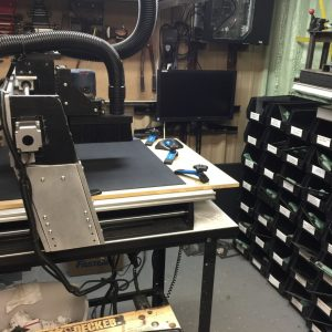 Holster Shop In Texas Presses
